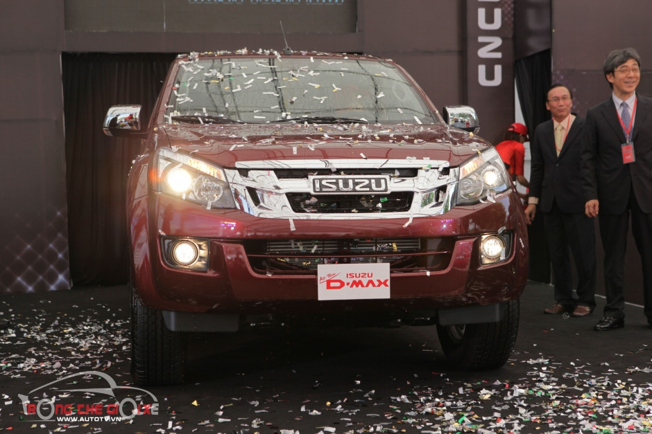 ISUZU D-MAX MT 4Gold