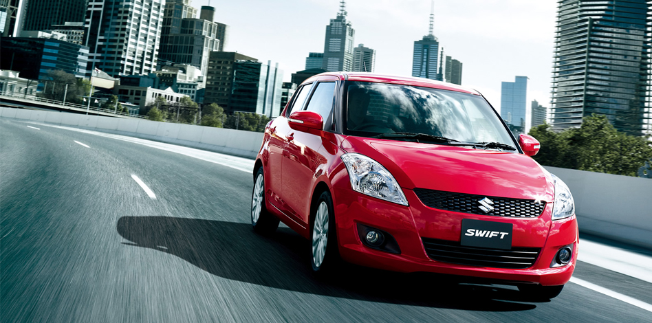 Suzuki Swift new 2014 lắp ráp