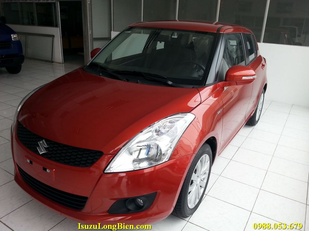 Suzuki swift 2014 mau Do