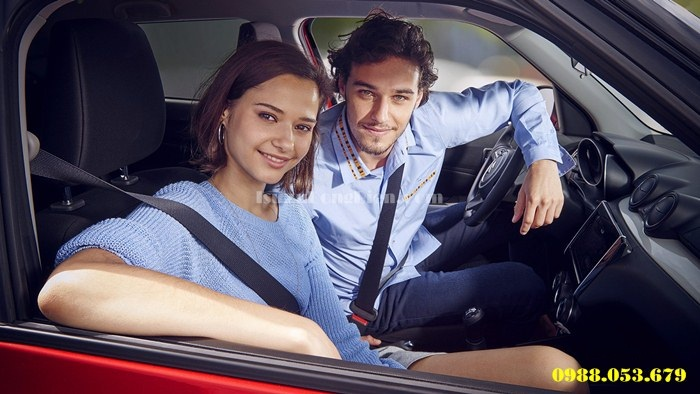 Cảm giác lái phấn khích sau tay lái Suzuki Swift 2019