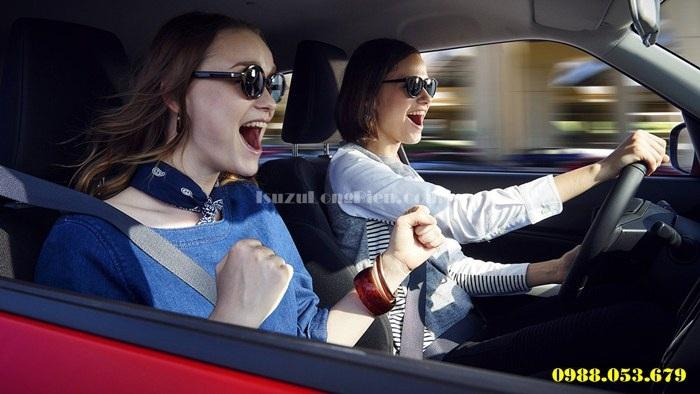 Cảm giác lái phấn khích Suzuki Swift 2019