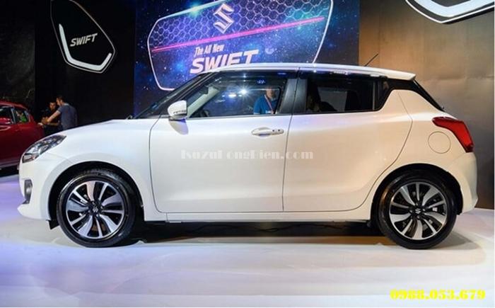 ngoai that xe suzuki swift 2019 2020 mau trang