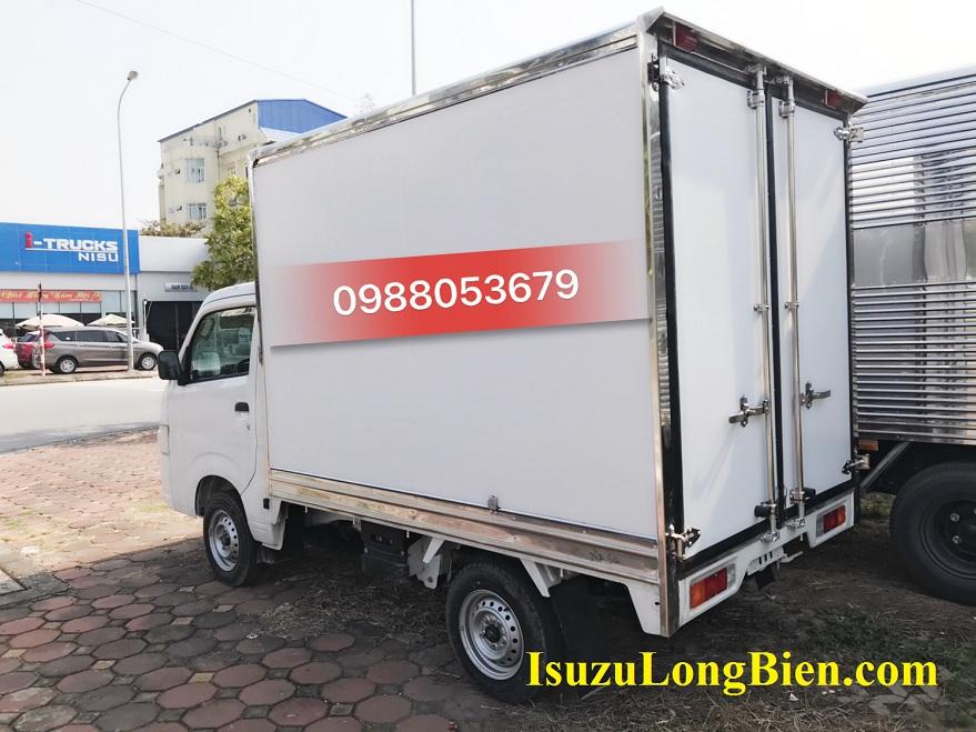 Suzuki 7 ta carry pro 940kg thung kin composite dai 2m5