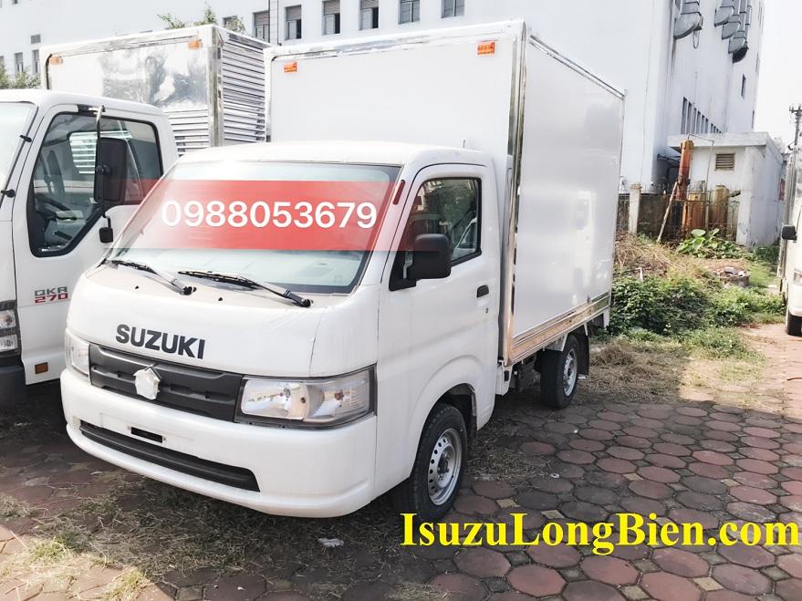 Suzuki 7 ta carry pro 940kg thung kin composite