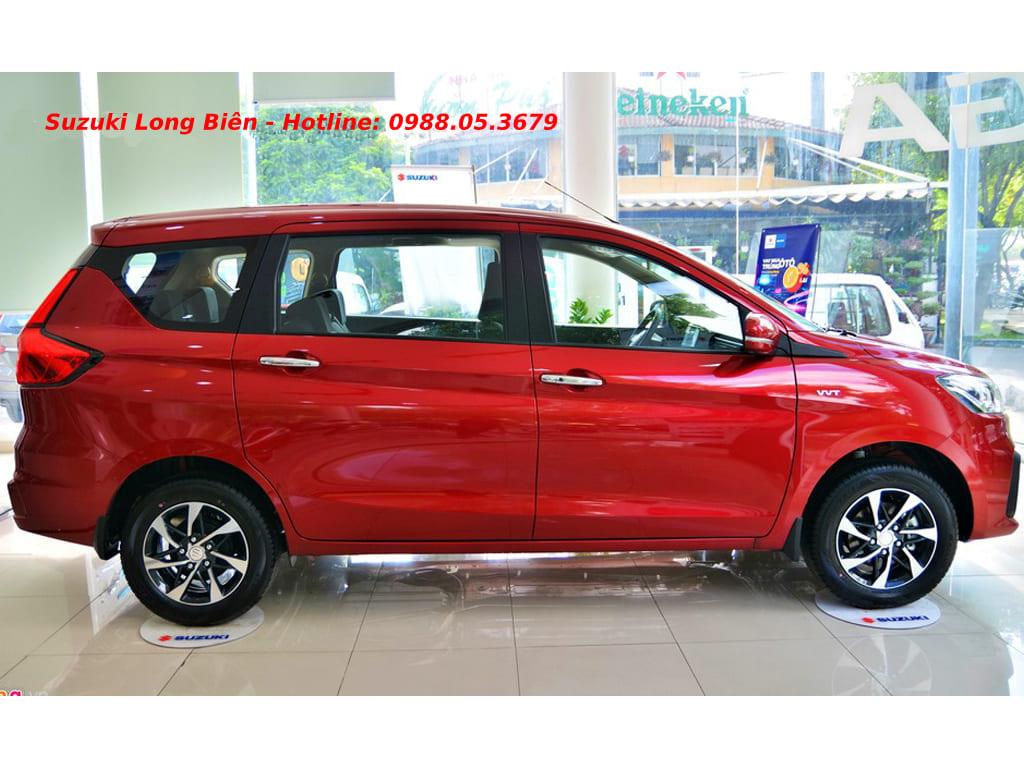 Suzuki Ertiga 7 cho 2020 glx at mau do so tu dong moi