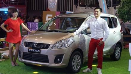Suzuki Ertiga mới