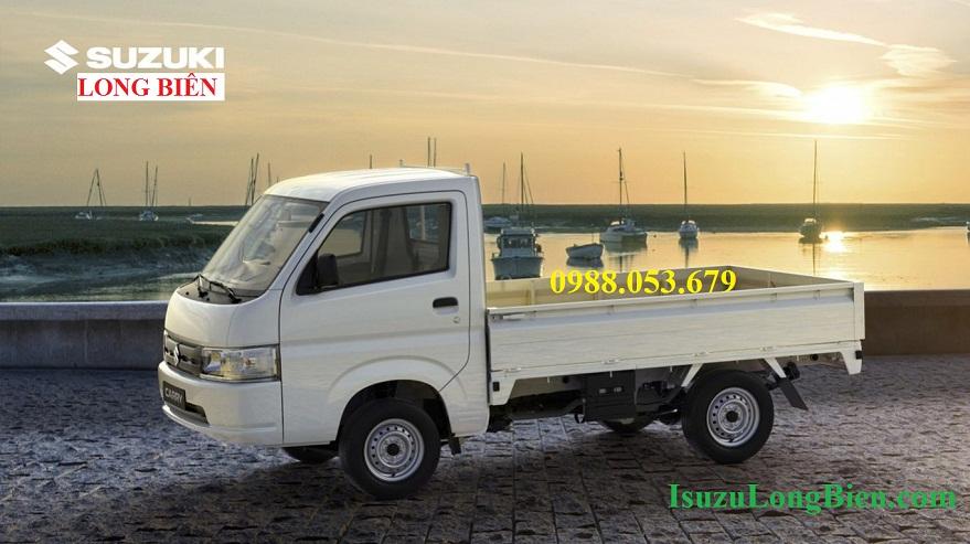 Suzuki 7 ta 940 carry Pro nhap khau thung lung
