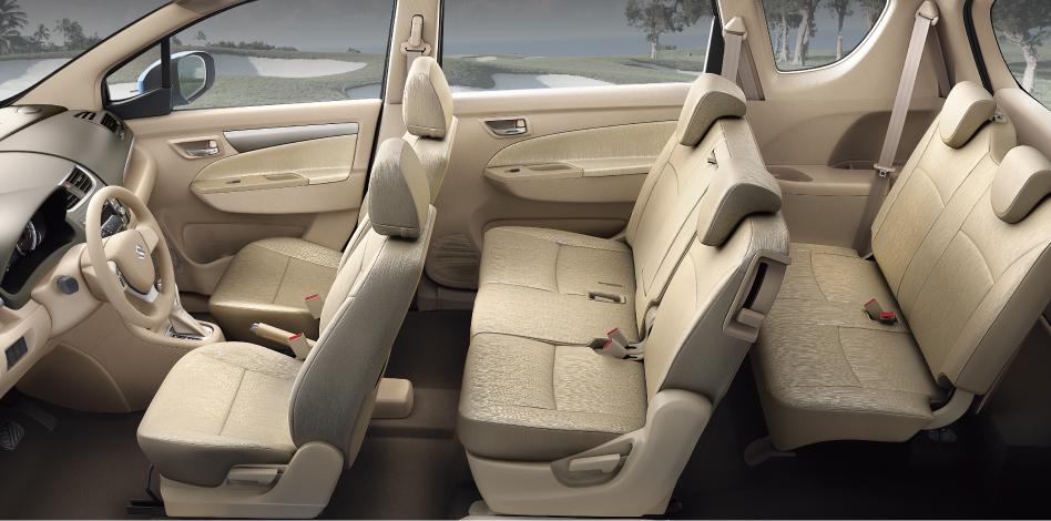 Xe oto Suzuki Ertiga - Xe 7 chỗ giá rẻ cho mọi người