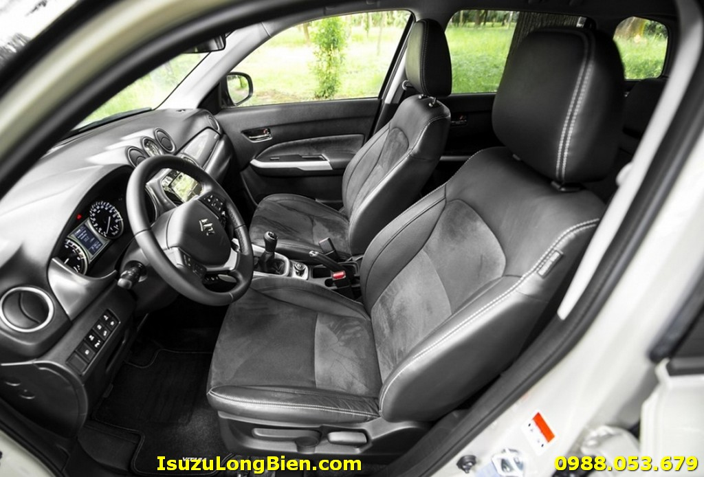 Noi that xe Suzuki Vitara 2016