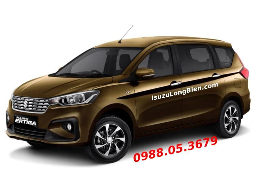 Suzuki Ertiga 2020 7 chỗ mới