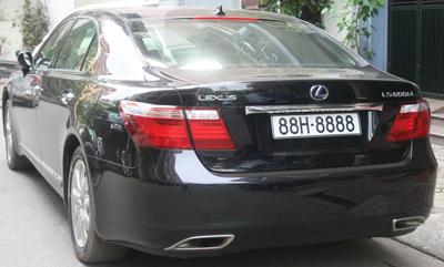 Đăng ký xe ô tô, thủ tục đăng ký ô tô