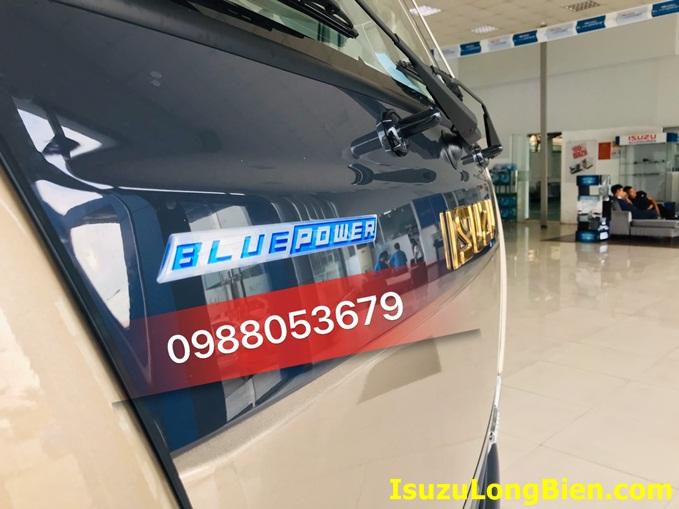 cong nghe bluepower ISUZU QKR 270 phien ban dac biet North Limited