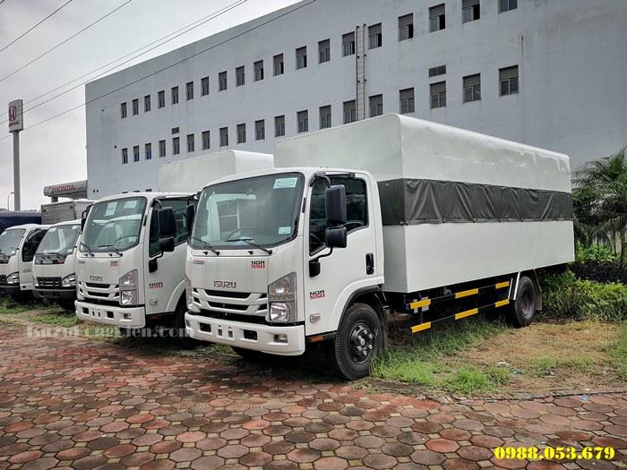 xe tập lái isuzu 5 tấn hạng c